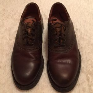 Johnston & Murphy men's Italian leather shoes